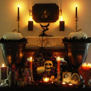 Samhain Halloweenie Monster Bash Spooky Witches Celebration