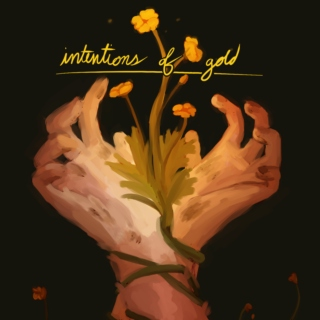 intentions of gold - chara and asriel fanmix