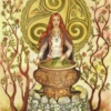 Solstice and Equinox, a Pagan mix