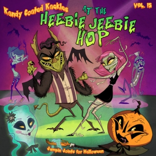 [KCK] Volume 15 - At the Heebie Jeebie Hop