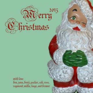 Christmas Mix 2015 by bnetty