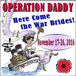 Here Come the War Brides
