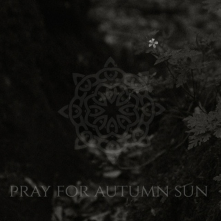 pray for autumn sun