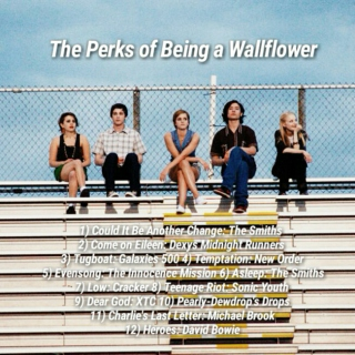 the perks of being a wallflower // soundtrack