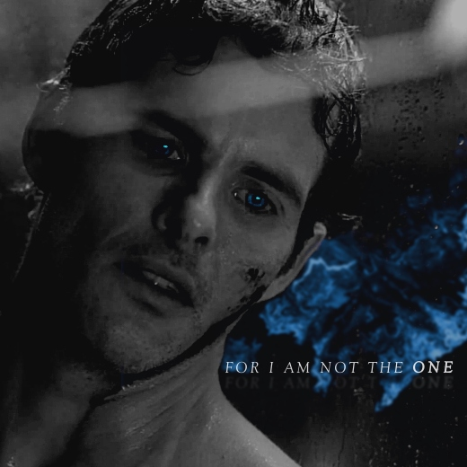 For I am not the one