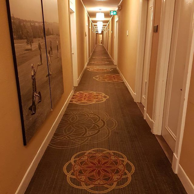 A Hallway that never ends