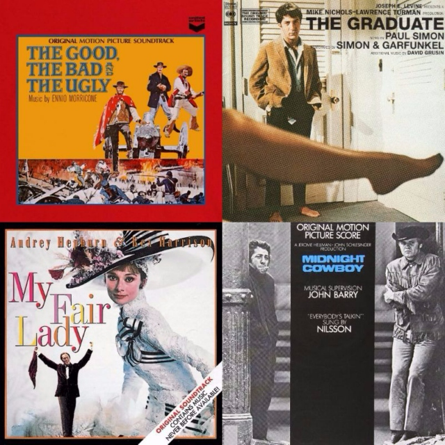 Great Songs From The Movies - 1960s