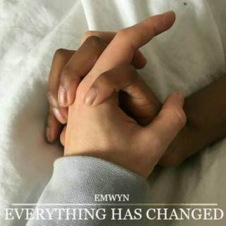 EVERYTHING HAS CHANGED + EMWYN