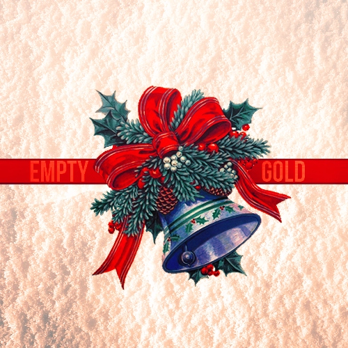 Christmas Songs - Empty Gold