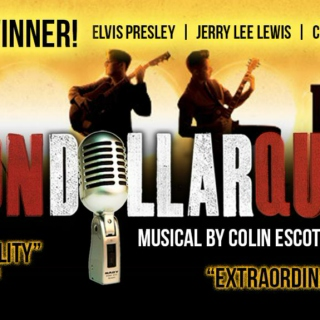 Million Dollar Quartet ANTHEMS, FST, 2016