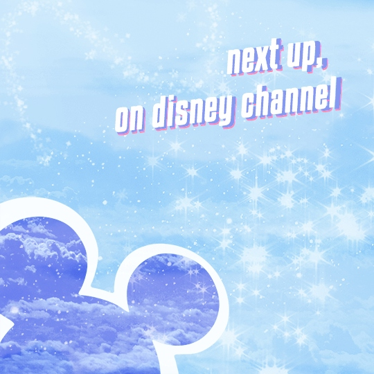 next up, on disney channel