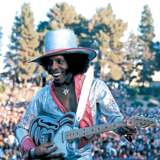 The Influencers: Sly & The Family Stone