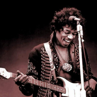The Influencers: Jimi Hendrix