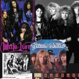 Heavy/Glam/Sleaze/Hair Metal & Hard Rock vol. 54