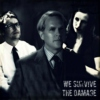 WE SURVIVE THE DAMAGE [Saw]