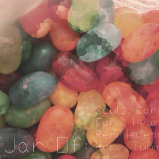 Jar of Souls & Candy