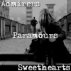 Admirers, paramours, sweethearts