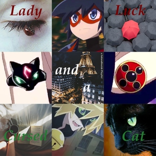 Lady Luck and a Cursed Cat