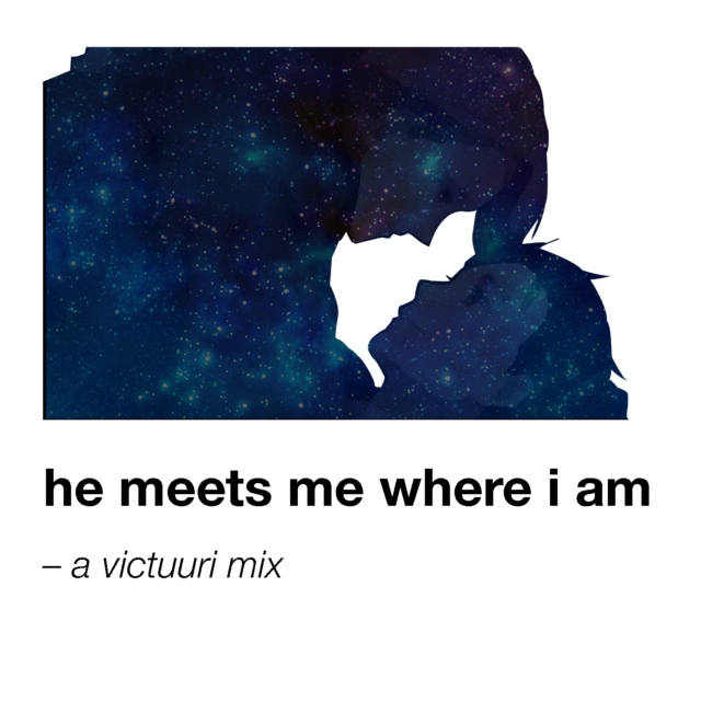 he meets me where i am