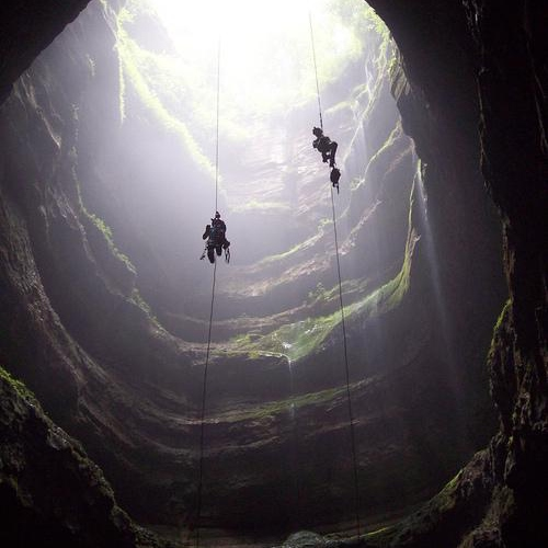Journey To The Deep Caverns Of Dub