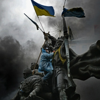 Ukrainian Revolution of 2014: Enmity Gauged, United by Fear.