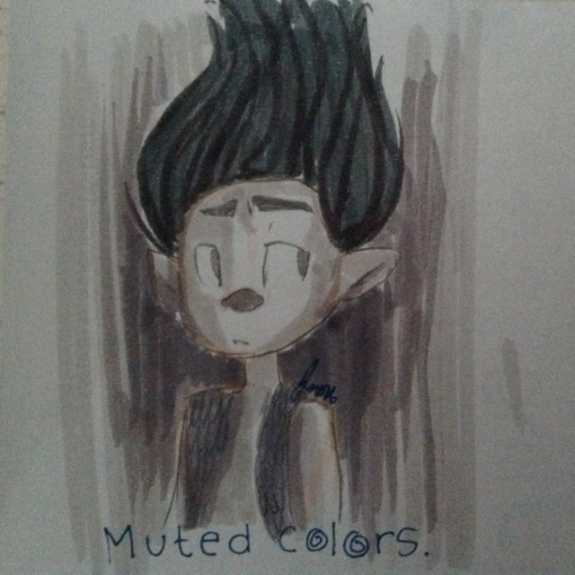 Muted Colors