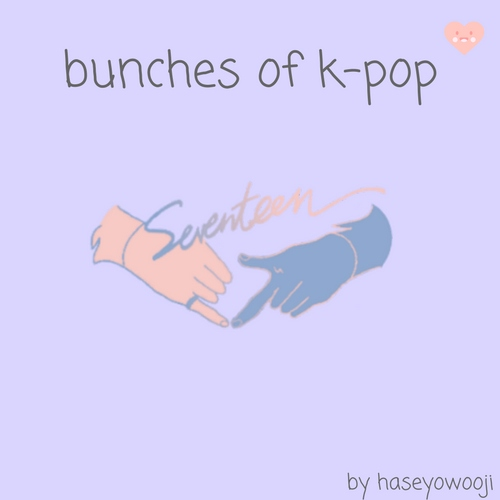 bunches of kpop