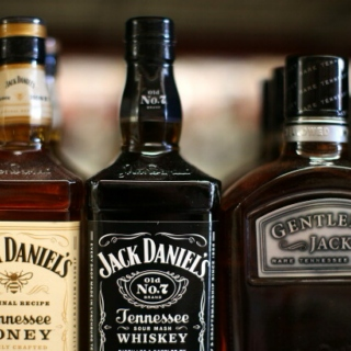 Happy Hour At The Jack Daniel's Saloon