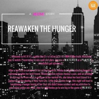 ✨ reawaken the hunger;