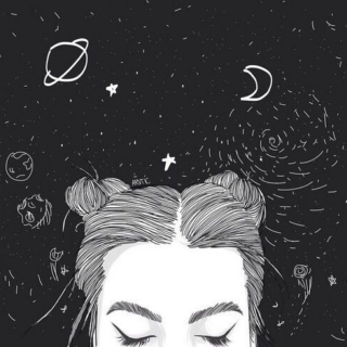 you are the moon.