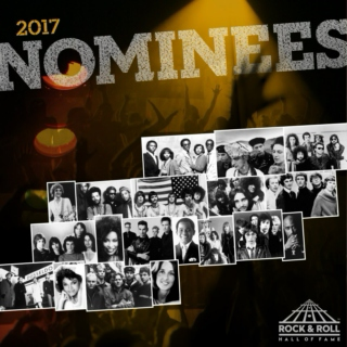 Rock n Roll Hall Of Fame 2017 Nominees