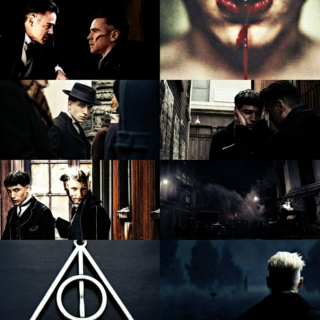 Barebone & Graves & Grindelwald || Through Hell & Beyond