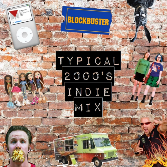 typical 2000's indie mix
