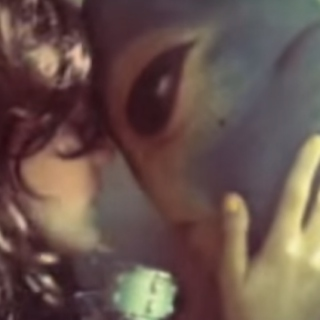 You know you're dating an alien, right?