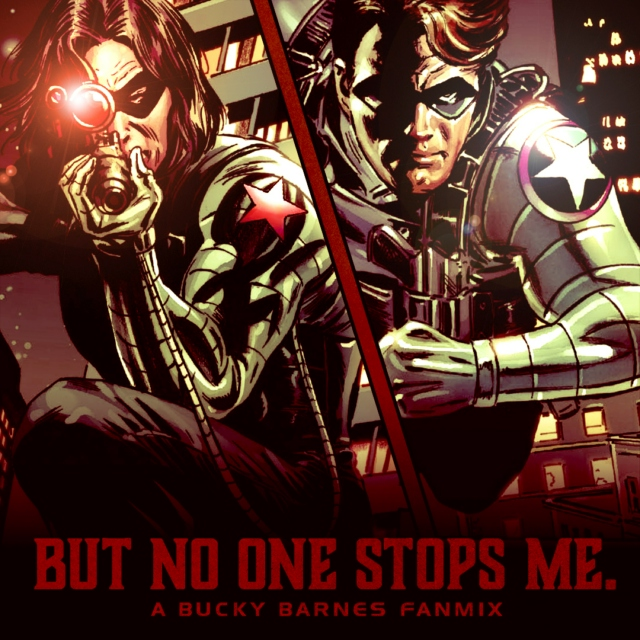 but no one stops me.