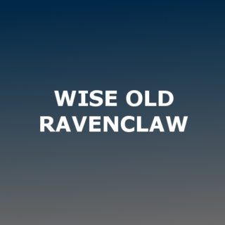 wise old ravenclaw