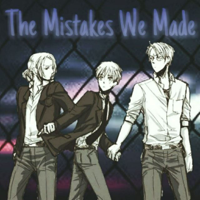'The Mistakes We Made' Playlist