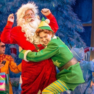 The Broadway Web: Christmas