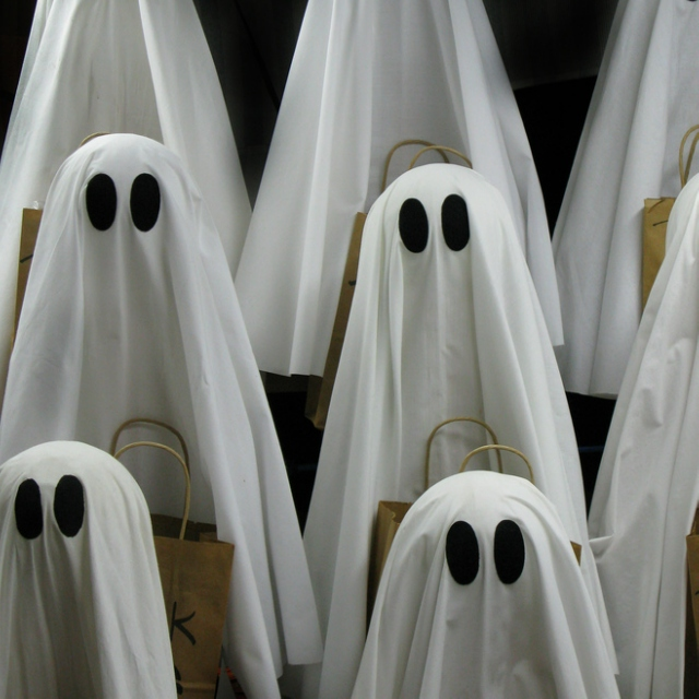 If You Have Ghosts