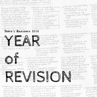 Awesomix 2016: Year of Revision