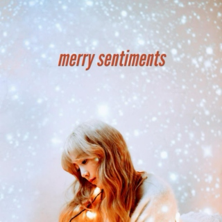 merry sentiments