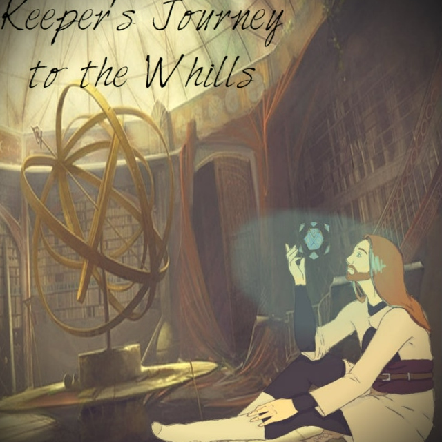 Keeper's Journey to the Whills