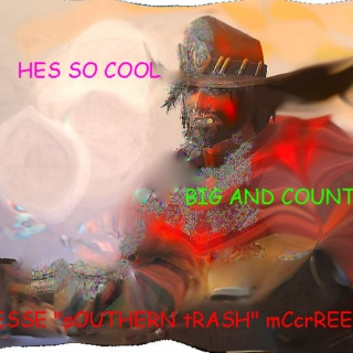 "Jesse ""Southern Trash"" McCree"