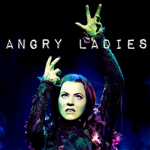 angry ladies