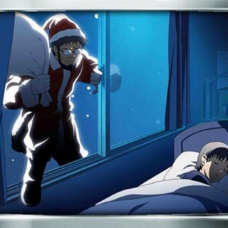 Get in the Christmas Spirit, Shinji