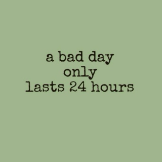 Bad Days Mix