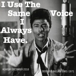 I Use The Same Voice I Always Have.