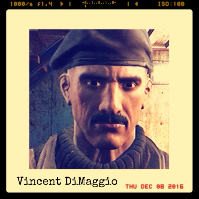 The Trooper: Vincent DiMaggio