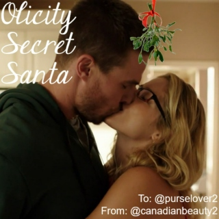 Olicity Secret Santa - playlist for @purselover2