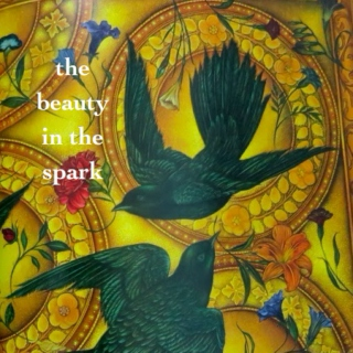 the beauty in the spark: a christmas mix